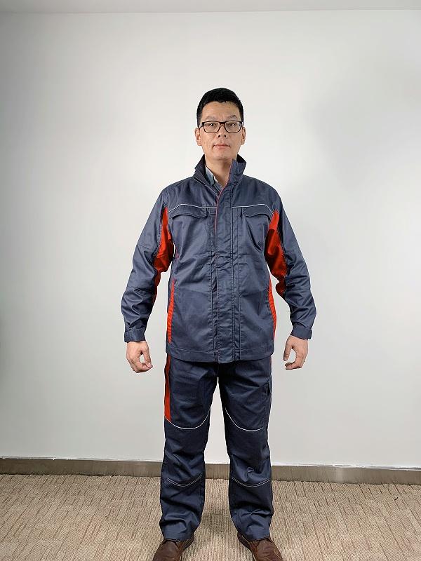 长袖工作服