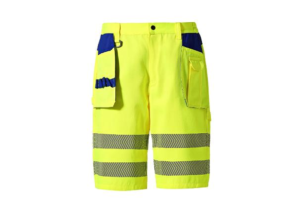 荧光工装短裤-前瞻服饰