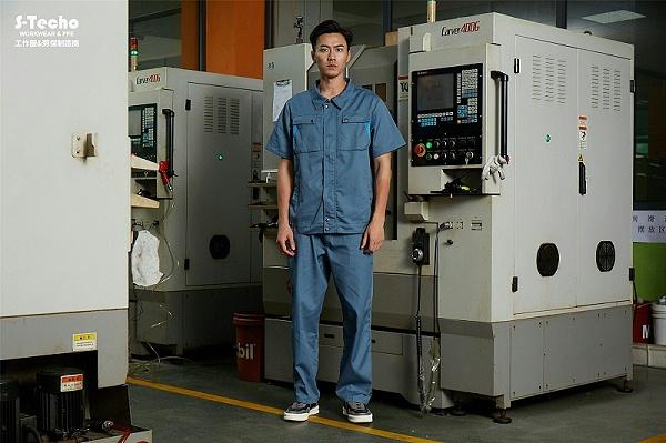 电焊工作服-前瞻服饰