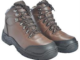 前瞻安全鞋(棕色)