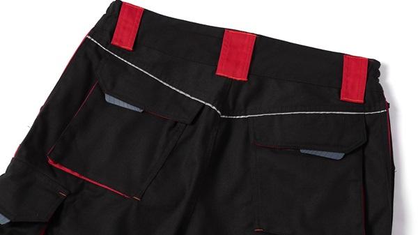 工装裤细节