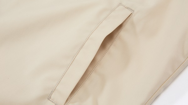 短袖工作服夹克