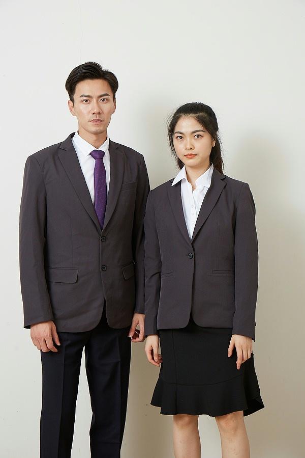 银行工作服-前瞻服饰