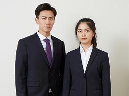 行政工作服制服-前瞻服饰
