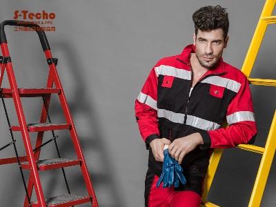 长袖工作服套装-前瞻服饰